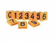 VV10100 Cyfra do obroży identyfikacyjnej, nr 0