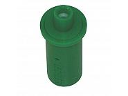 ITR80015 Dysza wtryskiwacza o pustym stożku ITR 80° zielona, ceramiczna