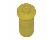 ITR8002 Dysza wtryskiwacza o pustym stożku ITR 80° żółta, ceramiczna