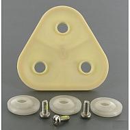 DIP9439506 Membrana, zestaw do Shurflo,