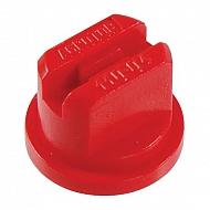 SM11004POM Dysza płaskostrumieniowa SprayMax110° czerwona tworzywo sztuczne