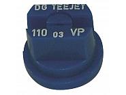 DG11003VP Dysza płaskostrumieniowa DG 110° niebieska tworzywo sztuczne