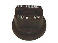 DG11005VP Dysza płaskostrumieniowa DG 110° brązowa tworzywo sztuczne