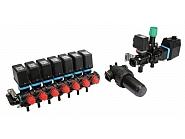 4645702F5SKIT Elektroniczny aparat regulacyjny 7 zaworów+filtr