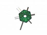 TE225 Urządzenie do montażu wtyczek Midlock, 24 mm