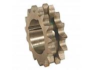 """SD1219TL Koło łańcuchowe Taperlock podwójne 1/2"""" x 5/16"""", 19 zębów, 1210"""