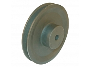 160B1 Koło pasowe rowkowe SPB-17 1 rowek Ø 167 mm