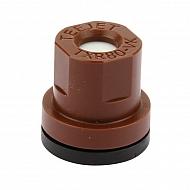 TXR8001VK Dysza ceramiczna TXR Conejet 80°, brązowa