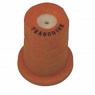 TXA8001VK Dysza pusty stożek TXA 80° pomarańczowy ceramiczna