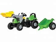 R02319 Traktor RollyKid Deuts Fahr