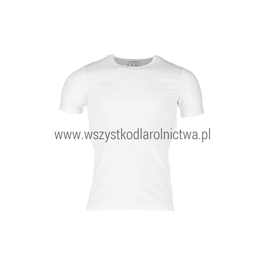 KW13104775068 Podkoszulka krótki rękaw Original, biała 5XL (2 sztuki)