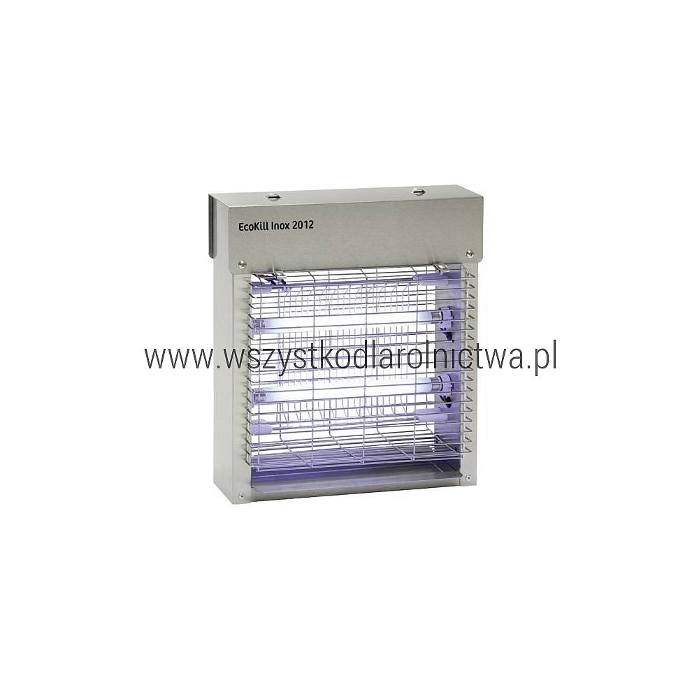 VV299930 Lampa owadobójcza Ecokill, Inox 2 x 6 W
