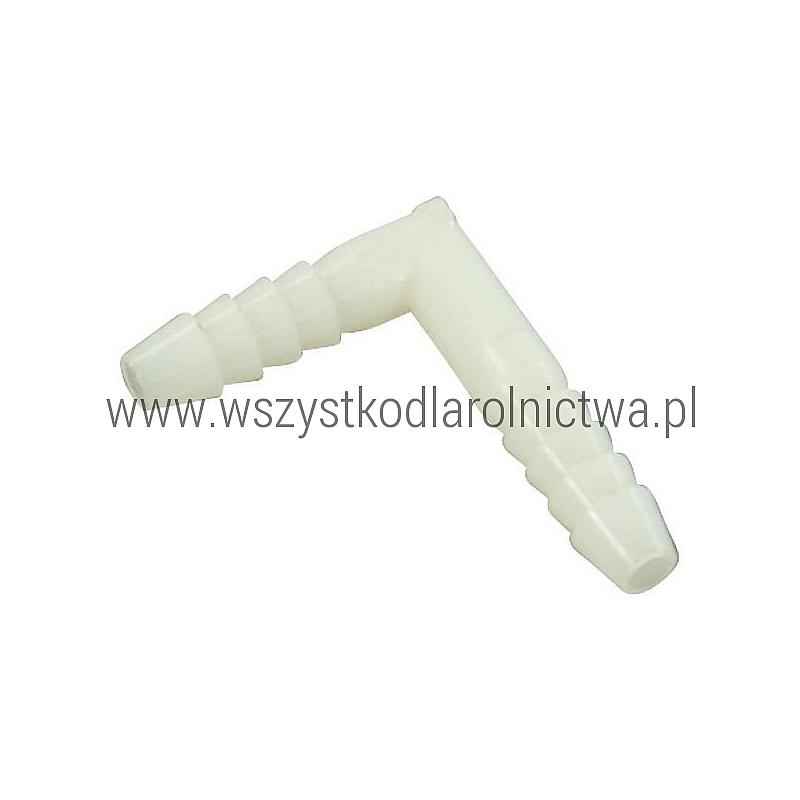 """33EL14HB Złączka do węża kątowa 90° Hypro, 1/4"""" (6 mm)"""