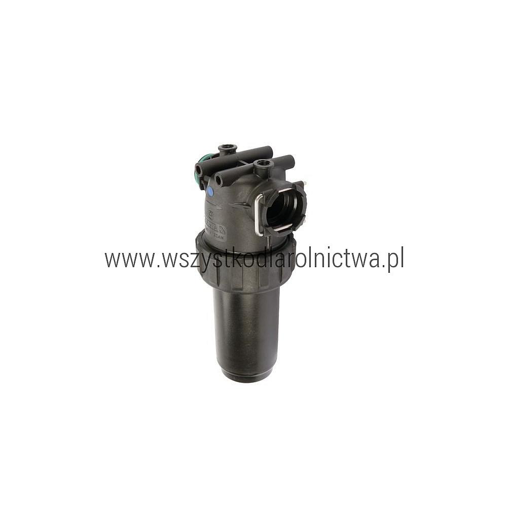 32620M3 Filtr ciśnieniowy 210l/min, 50 Mesh, przyłącze widełkowe T5