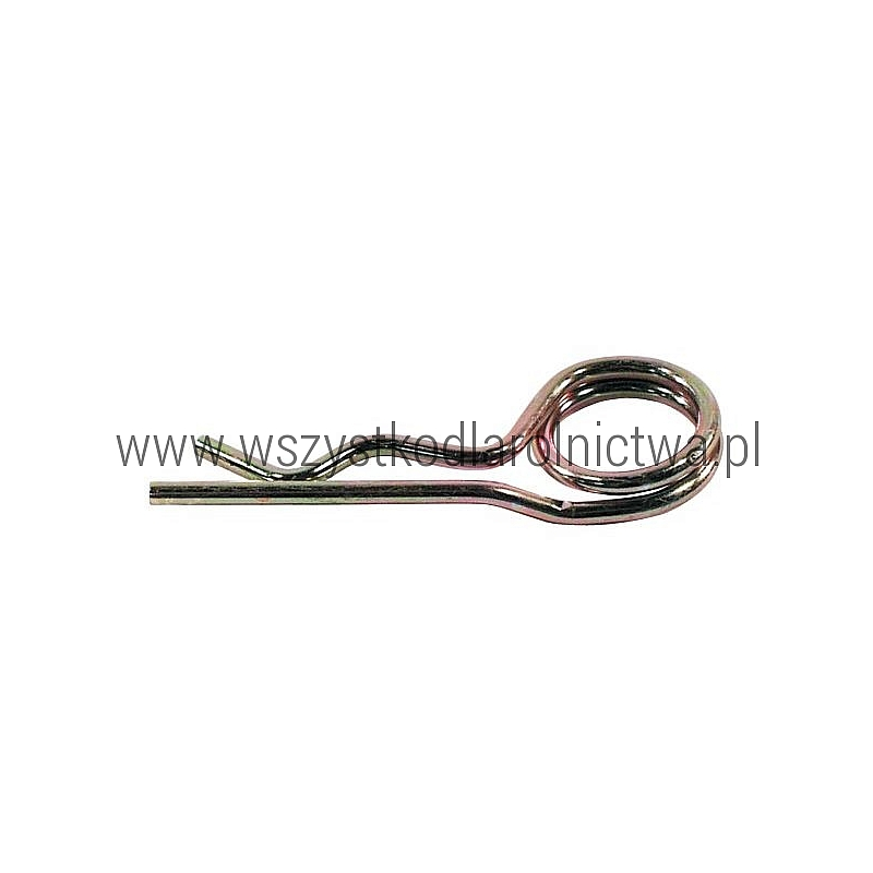 CL6DKR Zawleczka Beta podwójna, 6 mm