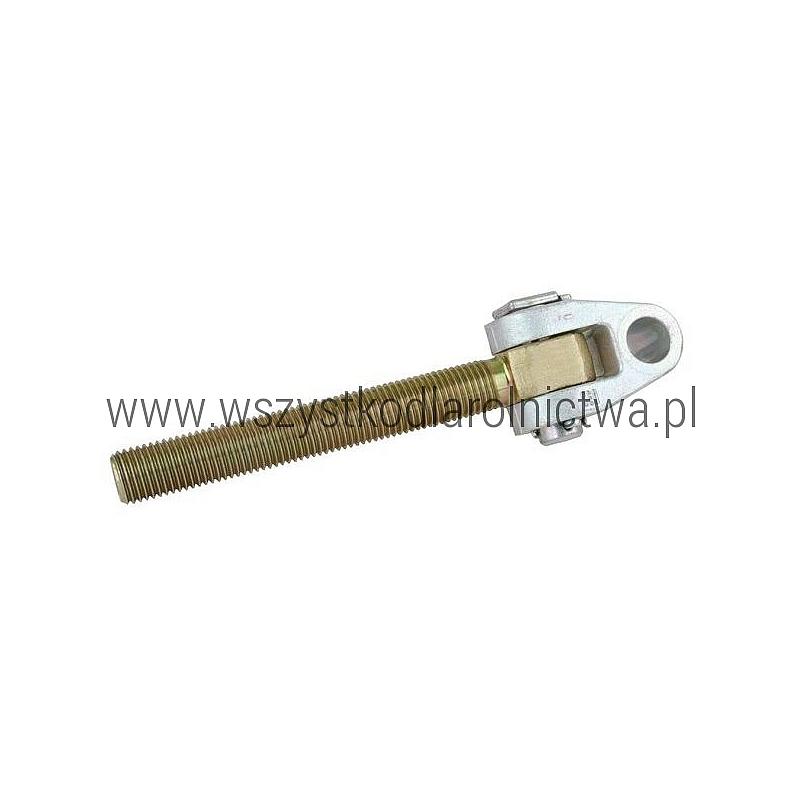 TFS01DX Końcówka przegubowa łącznika górnego, M30x3,0 Prawa 25,4 mm