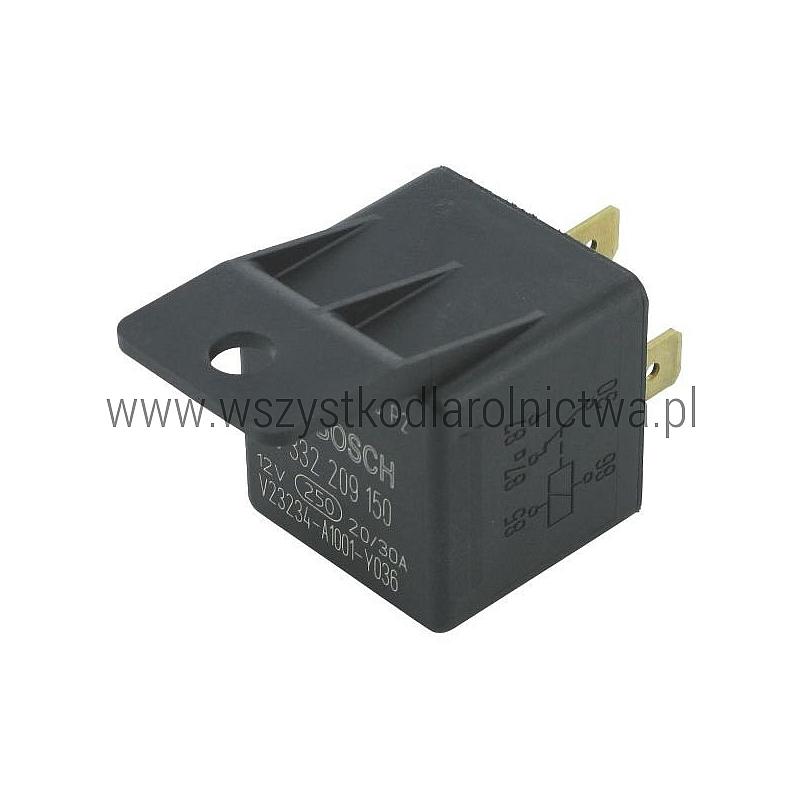 0332209150 Przekaźnik Bosch, 12 V