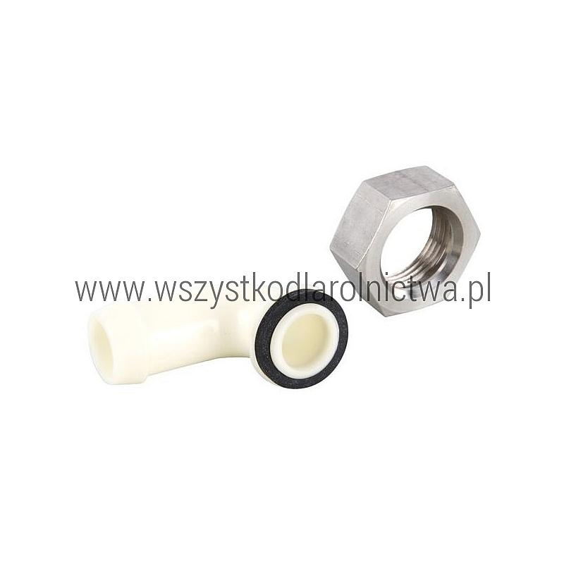 """SY023620 Kątowa złączka gwintowana 1"""" 22 mm"""