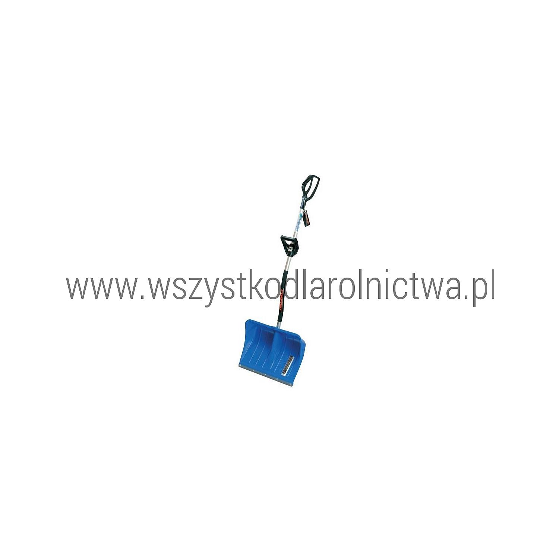 ES14216 Łopata do odśnieżania tworzywo sztuczne trzon profilowany, 550 mm