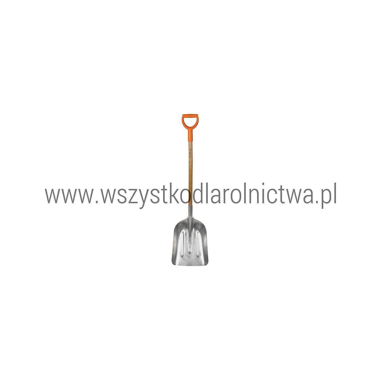 142000 Szufla do śniegu i ziarna aluminiowa Fiskars