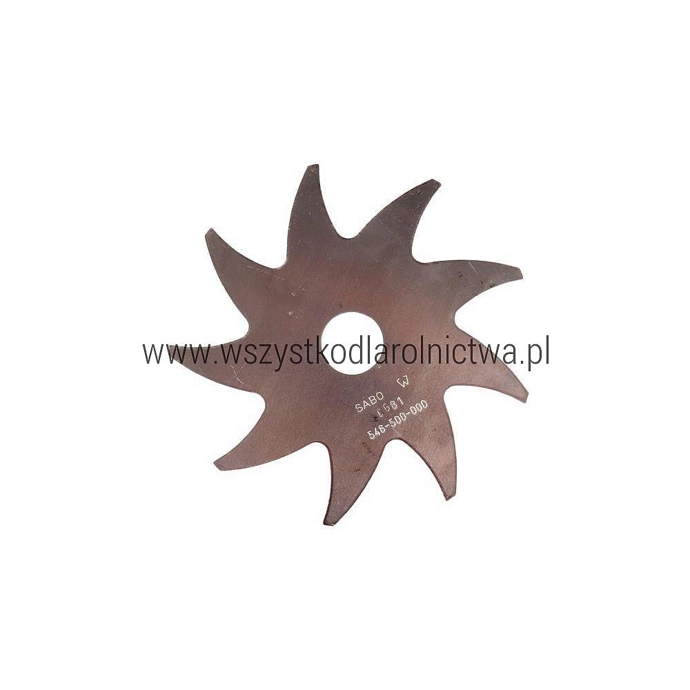 SA32958 Nóż wertykulatora
