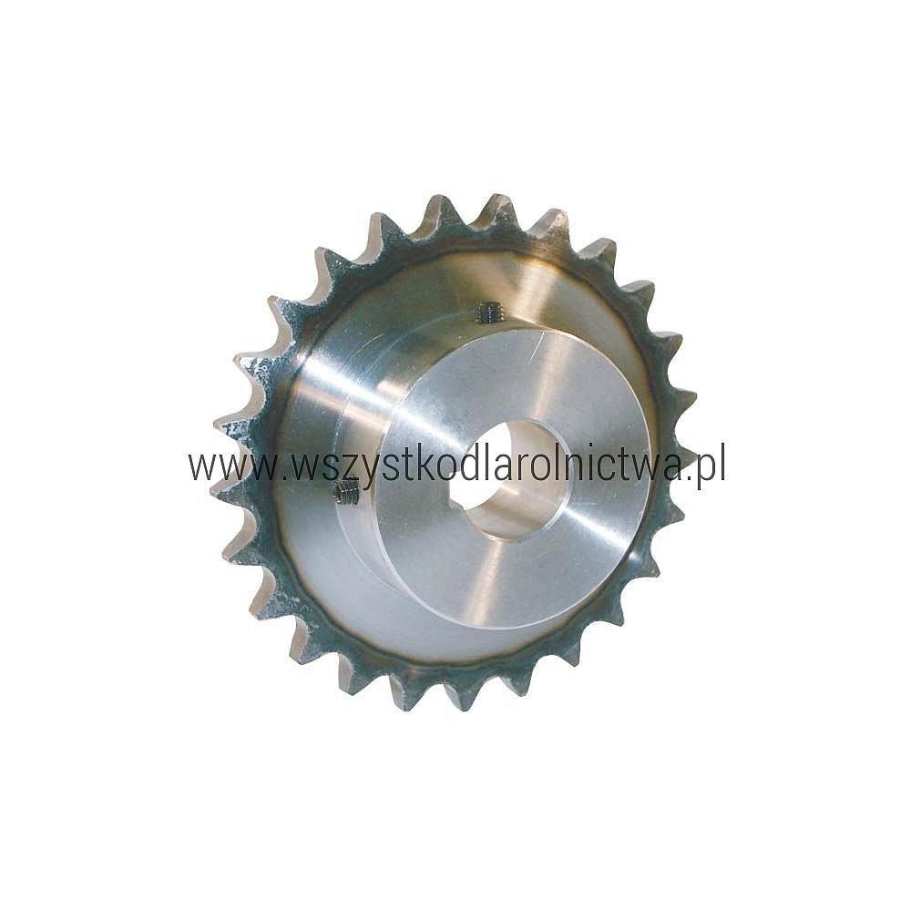 Ogromny SE121825 Koło łańcuchowe, zębate 1/2, Z=18 BO-25 mm - Łańcuchy KM13