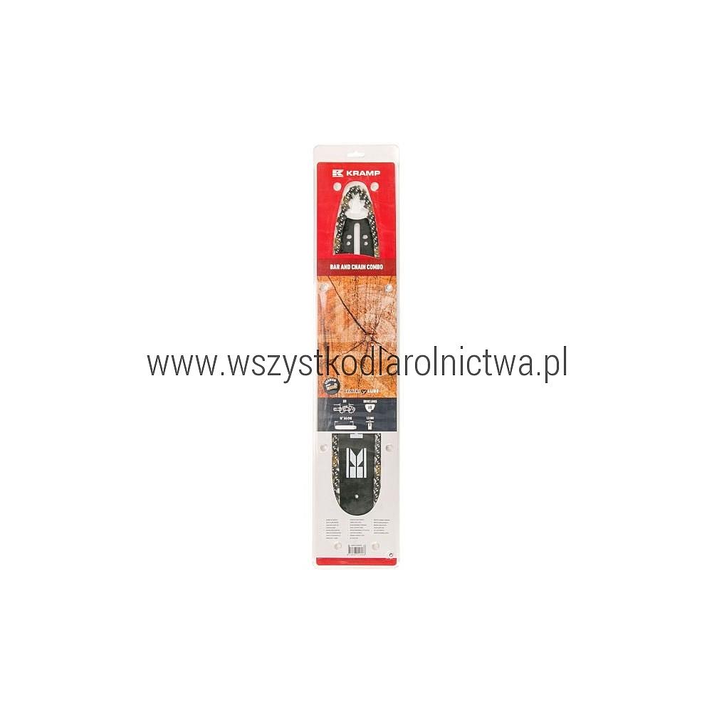 "183815684009KR Zestaw 18""/45cm - 3/8"" 1,5mm 68 ogniw"