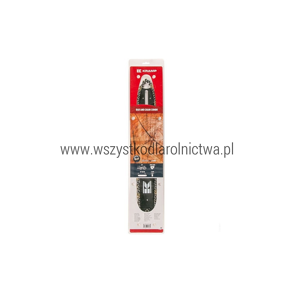 "183816664025KR Zestaw 18""/45cm - 3/8"" 1,6mm 66 ogniw"