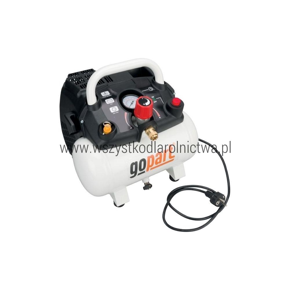 AC110230V6LGP Kompresor Gopart, bezolejowy 6 l