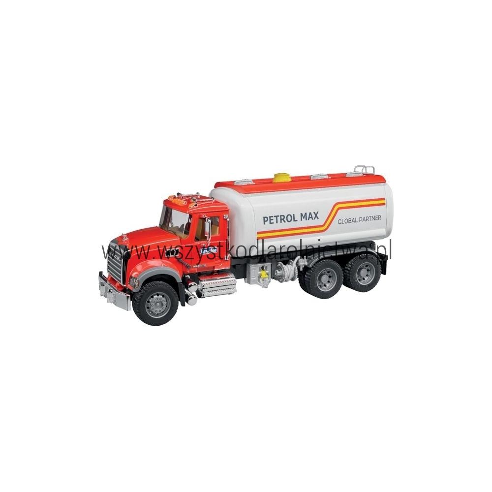 U02827 Ciężarówka z cysterną Mack Granite