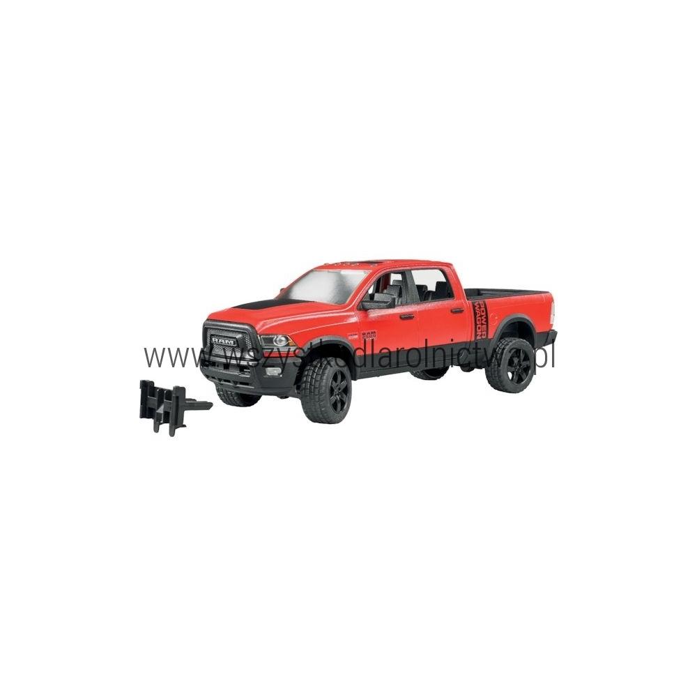 U02500 Ram 2500 Power Wagon