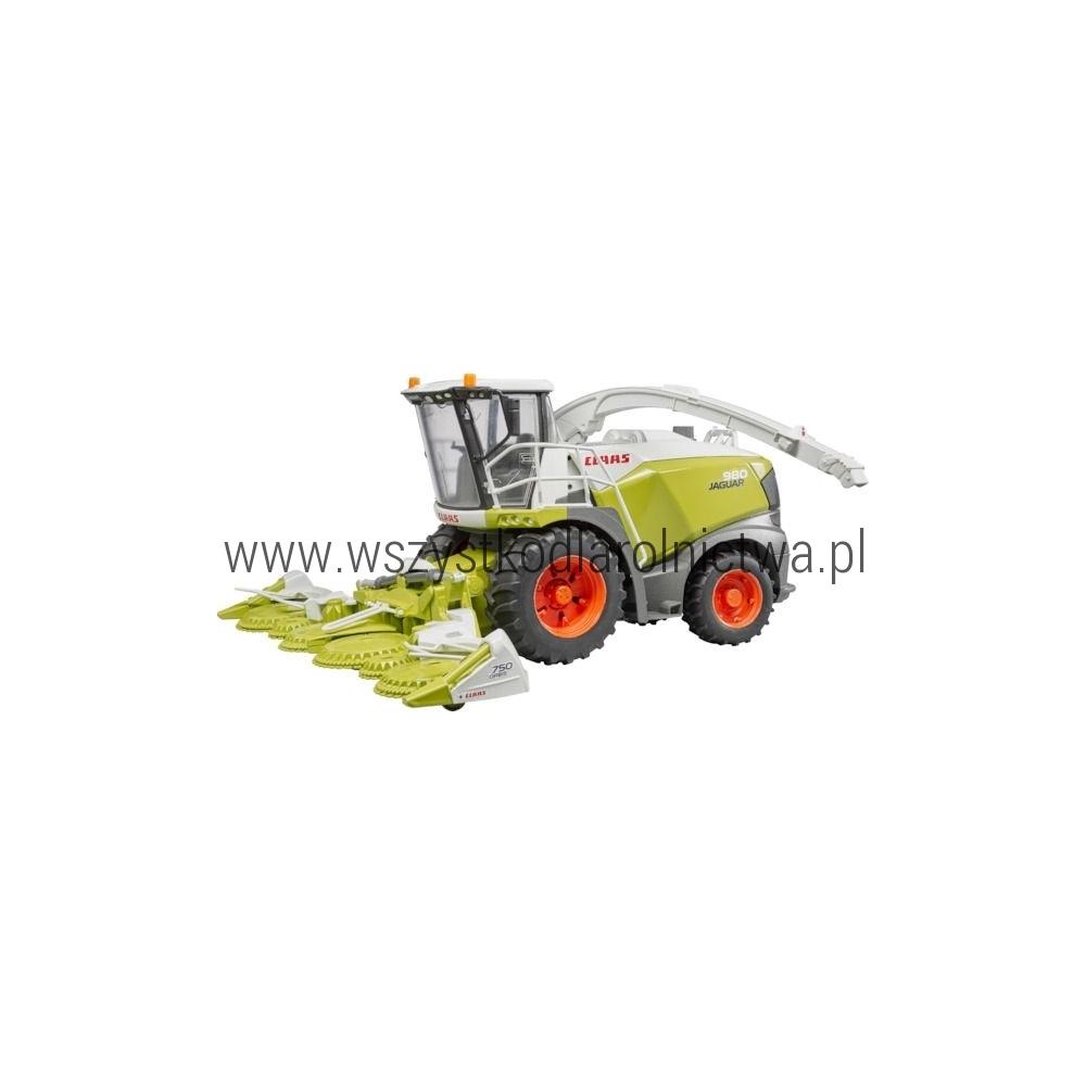 U02134 Sieczkarnia do kukurydzy Claas Jaguar 980