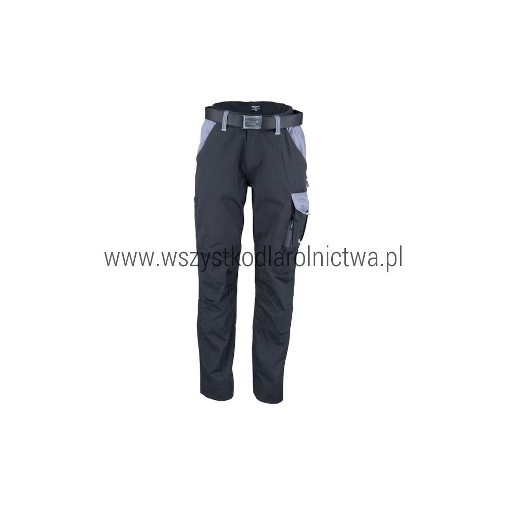 KW102030089080 Spodnie robocze czarno-szare XS, Kramp Original