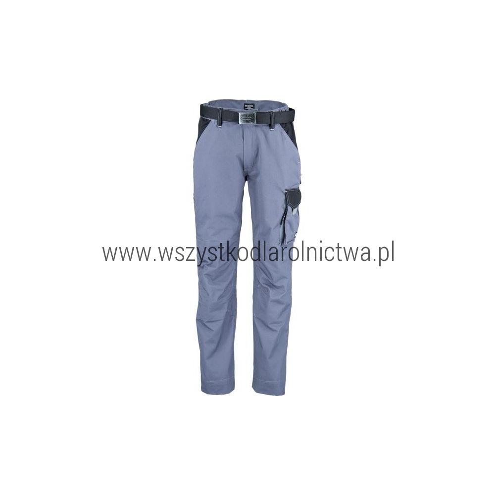 KW102030090122 Spodnie robocze szaro-czarne 3XL, Kramp Original