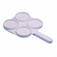 606011FA Tacka do testowania mleka biała