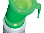 "1580HEN9002 Kubek do stosowania preparatu ""Oxy Foam"", zielony"