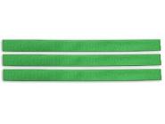 VV8133 Opaska do znakowania bydła na rzep, zielona, 10 szt. blister