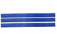 VV8132 Opaska do znakowania bydła na rzep, niebieskie, 10 szt. blister