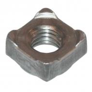 92812 Nakrętka kwadratowa do zgrzewania DIN928 stalowa M12x1.75 Kramp