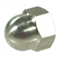 15874RVSP025 Nakrętka kołpakowa A2 Kramp, M4, nierdzewna