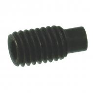 91556B Wkręt dociskowy z czopem walcowym 45 H Kramp, M5x6 mm