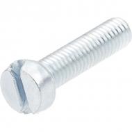 84550P100 Wkęt z łbem walcowym ocynk Kramp, M5x50 mm