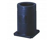 BUA572 Rura termoizolacyjna do poideł podgrzewanych, 600 mm