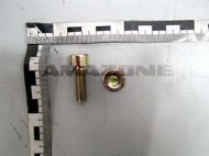 DA717 Śruba cylindrowa ISO 4762 M8X25 8.8 A2 stal nierdzewna