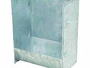 16201301 Karmnik metalowy do klatki porodowej