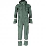 KW3182325068 Kombinezon przeciwdeszczowy Protect, zielony 5XL