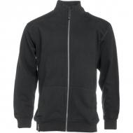 KW207681001060 Bluza rozpinana Technical, czarna 2XL