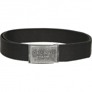 KW109940045120 Pasek do spodni Orginal, czarny 120 cm