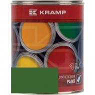 600208KR Lakier, farba do maszyn RAL 6002, RAL6002 zielony świerkowy, zielona świerkowa, 1L