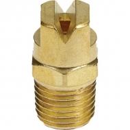 """HD139545 Dysza gwint zew. niskociśnieniowa do myjki wysokociśnieniowej, 1/4"""", 40 °"""